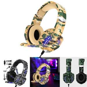 DHgate portable game players python g9000 pro cc gaming headset with noise isolating 120degrees adjustable omnidirectional mic 40mm driver unit
