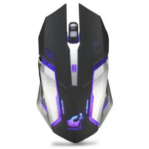 DHgate mice wireless mouse silent computer 2400 dpi ergonomic led backlit optical rechargeable gaming for laptop