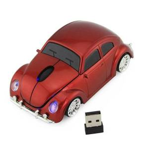 DHgate mice led car shape 2.4ghz wireless mouse battery powered lappc ergonomic gift optical usb office 1000dpi accessories home