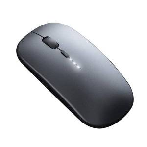 DHgate mice led wireless mouse rechargeable slim silent 2.4g portable 1600dpi for notebook pc lapcomputer desktop