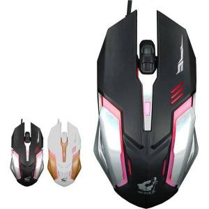 DHgate mice 3200dpi wired gaming mouse professional optical led light mause computer pc usb gamer for /lenovo/asus/