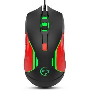DHgate mice wired mouse for lapgaming computer usb ergonomic 6 button 3200 dpi led optical game rgb accessories with backlight