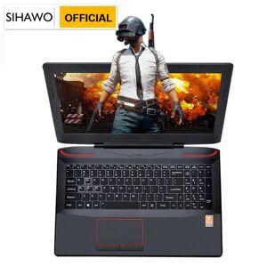 "DHgate sihawo 16gb ram 128gb ssd 17.3"" core -7700hq gtx1060 dedicated graphics windows10 game lapbacklit keyboard gaming notebook"