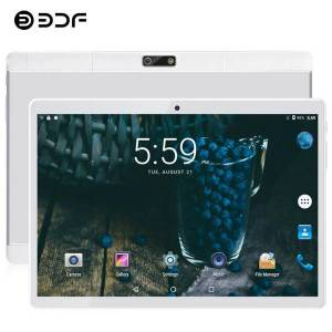 DHgate tablet pc bdf 2021 10 inch android 1gb/16gb google market 3g phone call dual sim cards ce brand wifi bluetooth 10.1 tablets
