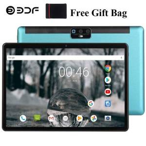 DHgate tablet pc 2021 system 10.1 inch tablets android 9.0 3g/4g phone call 2gb/32gb octa core wifi bluetooth gps dual sim pc+keyboard
