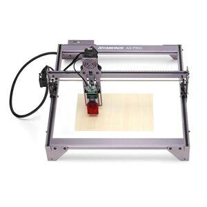 DHgate printers a5pro 40w laser engraver cnc engraving cutting machine diy marking for metal 41x40cm printer cutter