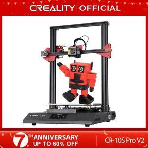 DHgate printer cr-10s pro v2 with bl touch auto-level, screen, capricorn ptfe printers