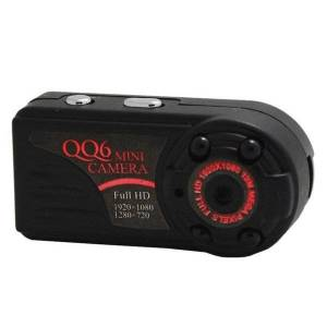 DHgate cameras qq6 infrared night vision hd mini camera dv small av output