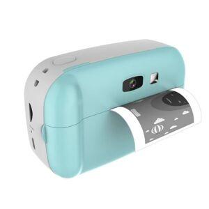 DHgate mini cameras smart fhd 1080p instant snapprint kids digital av camera with 20m po pixels cartoon frame lcd display zero ink print