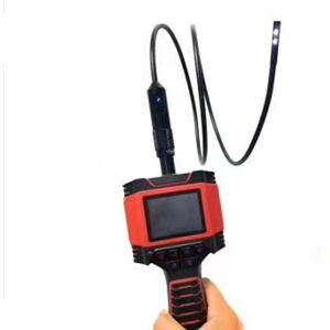 DHgate cameras 2.4 inch 3.9mm/5.5mm/8.5mm/double camera av handheld endoscope 5x zoom cmos borescope