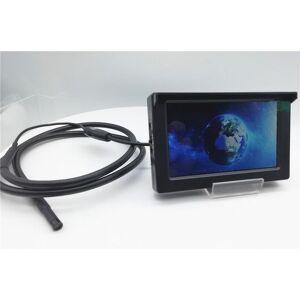 DHgate cameras 4.3 inch 5.5mm portable av cmos borescope