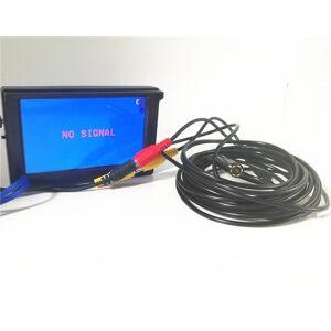 DHgate cameras 4.3 inch 3.9mm/5.5mm/9mm portable water-proof ip66 av handheld endoscope cmos borescope inspection tool cctv camera