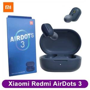 DHgate 2021 xiaomi redmi airdots 3 earphone aptx hybrid vocalism wireless bluetooth 5.2 mi true wireless headset cd-level sound quality
