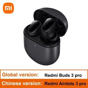 DHgate 2021 xiaomi redmi buds 3 pro global version tws bluetooth earphones wireless headphones 35db anc dual-device redmi airdots 3 pro
