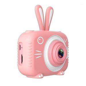DHgate children camera 2 inch cute cartoon camera toys for children birthday gift digital 20mp 1080p p video for kids1