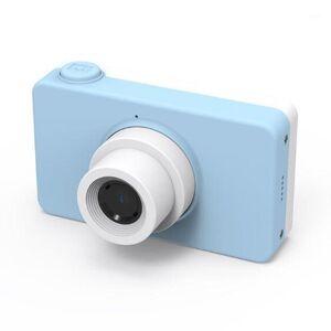 DHgate portable children mini digital camera slr hd camera cute sports children's support video recording playback1