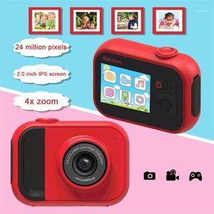 DHgate professional children p camera undefined full hd 1080p portable digital video camera 4x zoom kids children's1