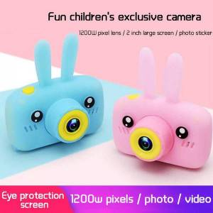 DHgate children mini camera full hd 1080p portable digital video p camera 2 inch screen display gifts for kid game study