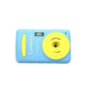 DHgate children's durable camera practical 16 million pixel compact home digital portable cameras for kids boys girls1