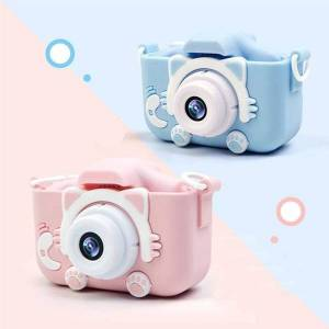 DHgate cute mini digital hd cameras portable ips screen kids camera for children boys girls birthday christmas gift cute toys1