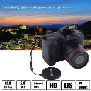 "DHgate digital cameras portable professional camera w/3""display 16mp full hd 1080p 16x zoom megapixel av cmos sensor dvr recorder1"