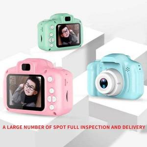 DHgate digital cameras x2 children's camera can take pictures and print little girl mini high-definition toy small portable