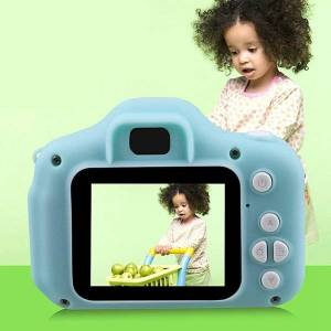 DHgate camcorders x2 kids camera mini dslr cartoon toy digital 1.3 mespaceixel 1080p hd