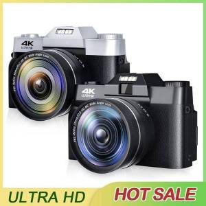 DHgate digital cameras 4k camera youtube vlog for wifi 30mp ultra hd 16x zoom fill light face detection video