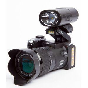 DHgate polo d7200 digital camera 33mp full hd 1080p digital dslr camera 24x optical zoom auto focus + telep lens wide-angle lens