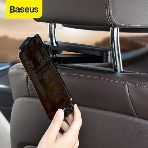 DHgate baseus flexible car tablet stand holder car backseat lazy stand for ipaid 3 samung tablet accessories4-12inch tabletten