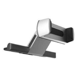 DHgate for all 3.5-6.0 inch smartphones phone holder in car cd slot aluminium mobile cell phone mount cradle stand support
