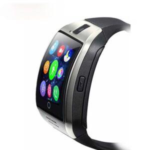 DHgate slimy men women kids smart watch phone q18 for android ios bluetooth smartwatch support 2g sim tf card wristwatch pk dz09 a1 y1