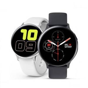 DHgate us stock s20 44mm smart watch ip68 waterproof real heart rate watches for samsung smart watch galaxy watch active 2