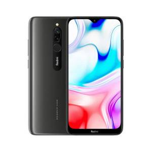 """DHgate original xiaomi redmi 8 4g lte cell phone 4gb ram 64gb rom snapdragon 439 octa core android 6.22"""" full screen 12.0mp ai face id mobile"""