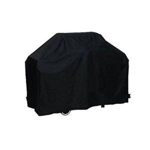 DHgate tools & accessories 170cm waterproof bbq barbecue cover protective grill with storage bag - size (black)