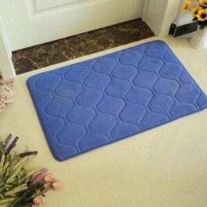DHgate thicker mat non-slip area rug for living room bathroom pink blue mats soft for children coral fleece memory foam vloerkleed1