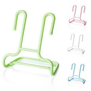 DHgate multi-function shelf drying rack shoe stand hanger children kids shoes hanging storage wardrobe organizer clothing &