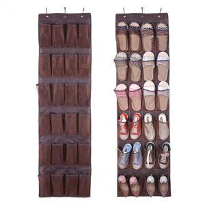 DHgate pockets hanging shoes storage bag box shoe holder rack tidy toy hanger over door sapateira organizador clothing & wardrobe