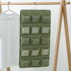 DHgate accessories underwear rack multi pocket hanging bag socks bra over door storage organizer wardrobe closet clear space saving
