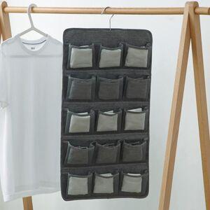 DHgate jewellery accessories socks bra underwear rack over door space saving closet wardrobe hanging bag clear organizer storage