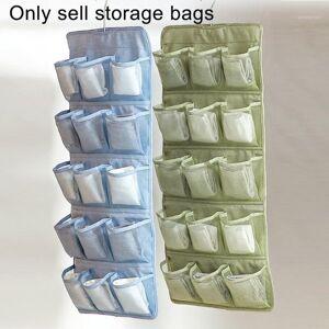 DHgate closet accessories over door underwear rack socks bra clear storage cosmetic hanging bag multi pocket space saving organizer1
