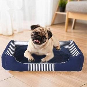 DHgate kennels & pens dog bed pet kennel soft cushion for beds large dogs golden retriever accessories camas para perros sofas sleep