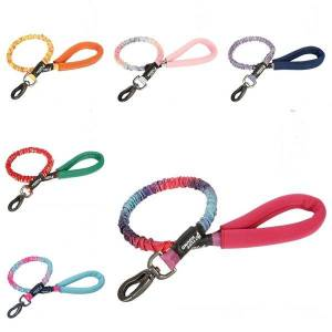 DHgate blovedpet pet dog leashes for small medium dog long strong chest harness teddy golden retriever dog walking rope pet supplies