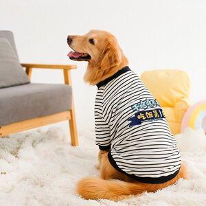 DHgate big dog cloth spring and summer thin golden retriever labrador lovely medium-sized samoye