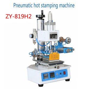 DHgate zy-819h2 pneumatic bronzing machine small fine-tuning workbench high-precision stamping machine 220v/110v 700w
