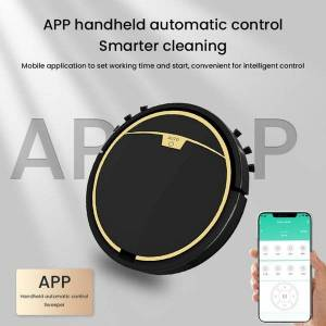 DHgate vacuum cleaners app control robot cleaner with 150ml water tank floor carpet cleaning mopping sweeper 2800pa dust collect aspirador