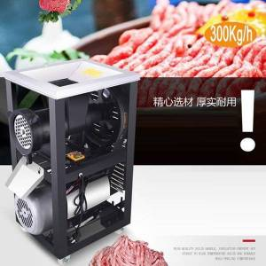 DHgate meat grinders 300kg/h commercial electric grinder mincer bone fish grinding machine chicken skeleton cutting