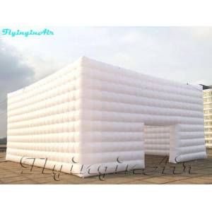 DHgate 8m inflatable marquee / inflatable cube tent for exhibition and advetisement