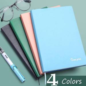 DHgate portable a5 diary notebooks and journals kawaii notepad for school office supplies time manage daily weekly planner agenda 2021