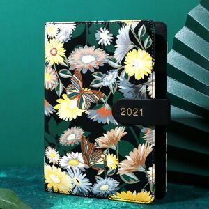 DHgate notepads agenda 2021 planner organizer b6 diary notebook calendar journal notepad daily plan dated